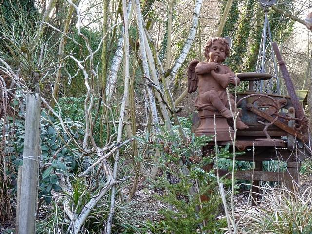 Jardin de Hombourg-Haut 26 03 2010