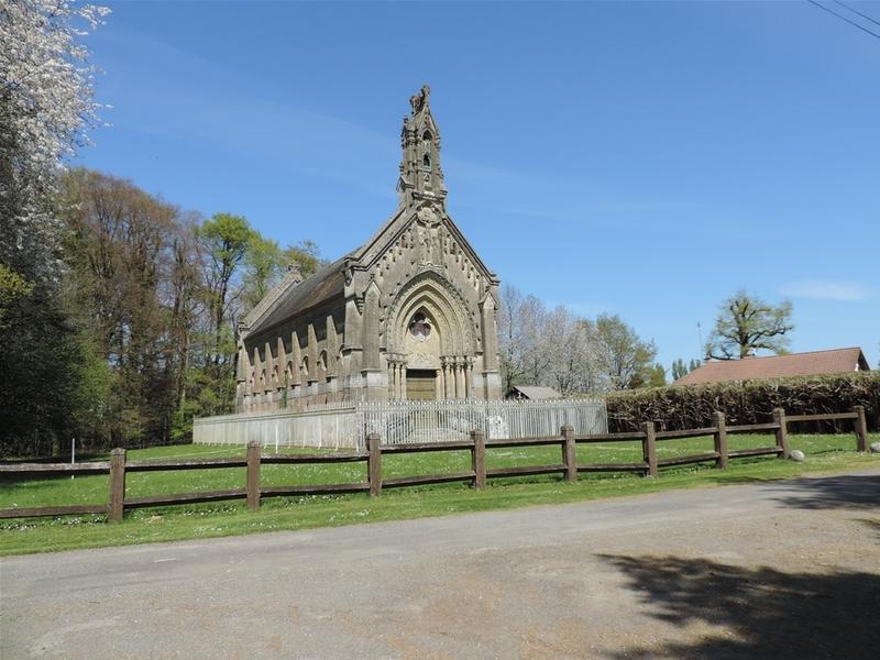 Domaine de Chantemerle - la Chapelle