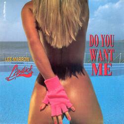 Lee Marrow Feat. Lipstick - Do You Want Me