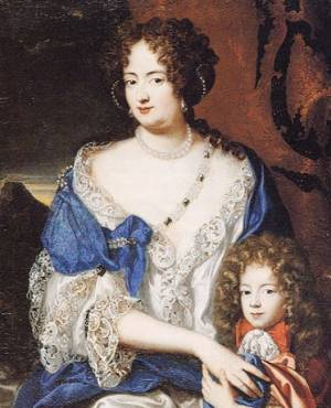 Sophie Dorothea femme de Georges I p300