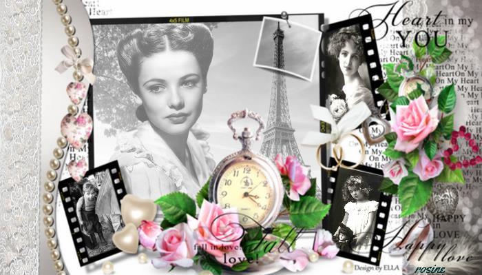 tableau vintage