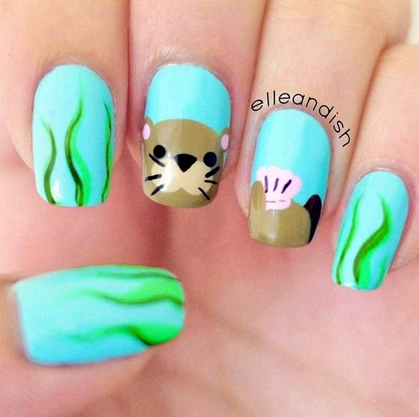 Animal Nail Art Prints (27)