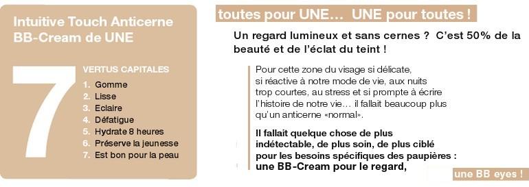 Une BB-Cream pour les yeux !