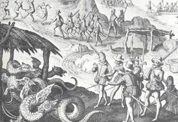 Cryptozoologie:  Dragon