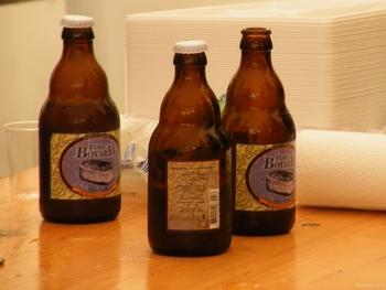 Bière Fort Boyard (Dolus d'Oléron)
