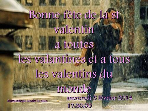 PPS MES CREATION st valentin