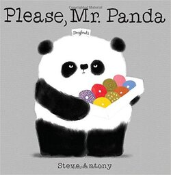 Je sais dire en Anglais ... Brown Bear, Brown Bear et Please, Mr Panda