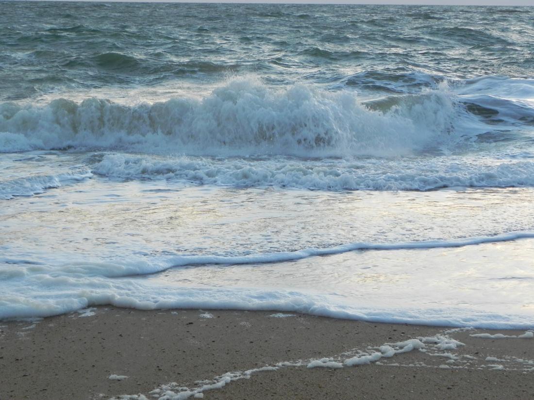 La plage de Parée en Vendée
