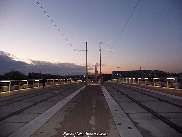 pont Confluences - Angers