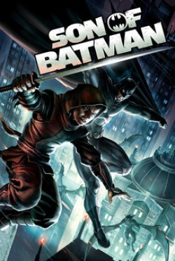 Couverture de Son of Batman