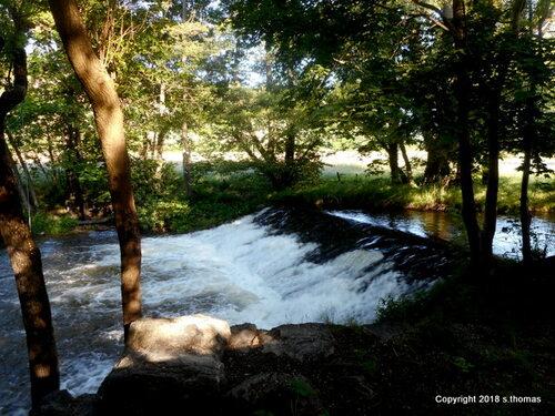 via fluvial st marcel  vidalon 20 mai 2018