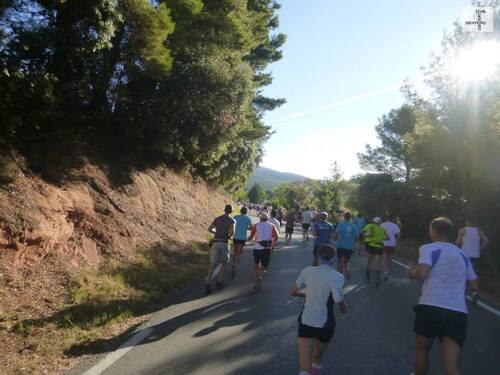 Mon 3ème semi marathon du Mont Ventoux : édition 2015