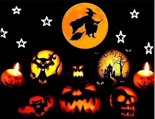 Halloween de l'Or en Barre juste pour une soirée