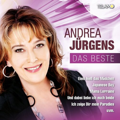 JÛRGENS Andrea - Wir Tanzen Lambada  (Danse)