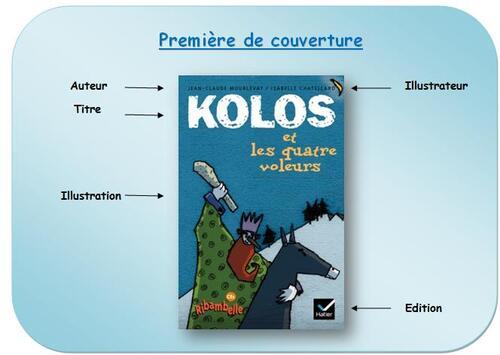 Kolos et les quatre voleurs