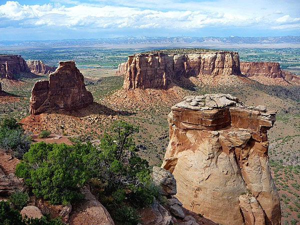 Jour 3 Colorado National Monument Grand View p