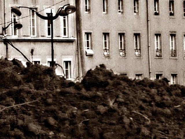 Gag Chantier place République Metz 3 15 03 10