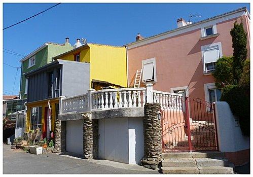 maison + couleurs
