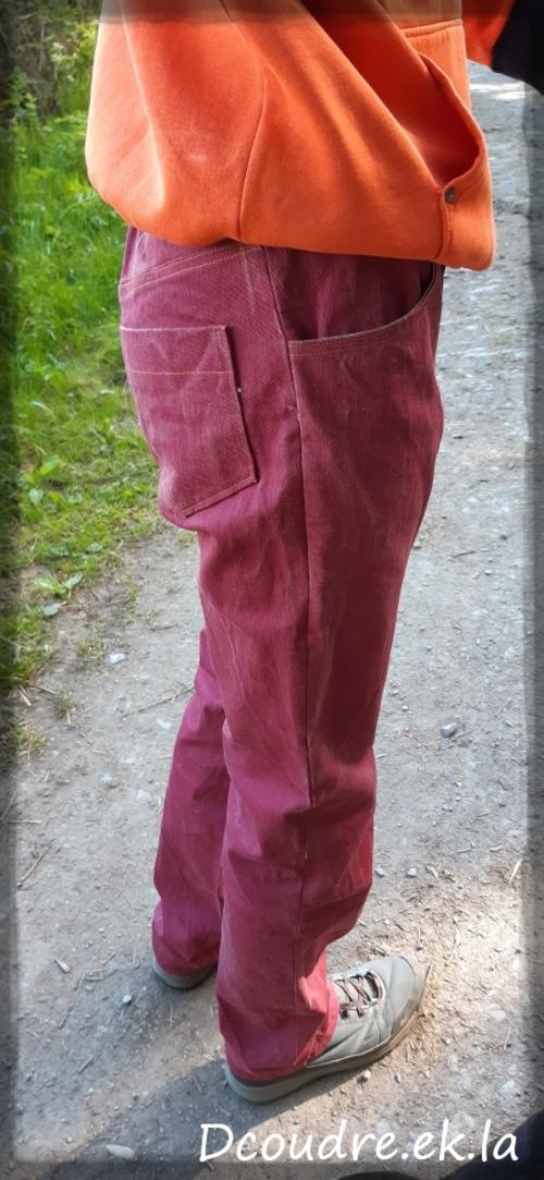 #10 Le pantalon Version 3