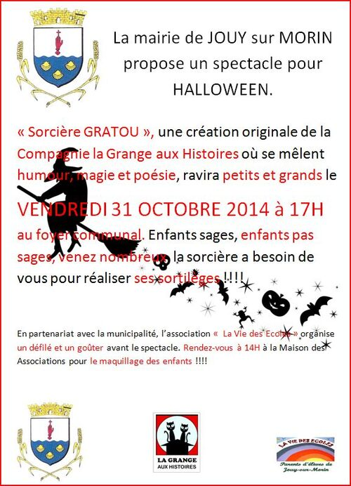 Spectacle HALLOWEEN