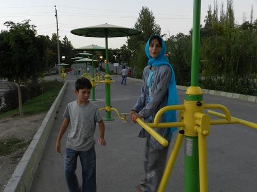 Iran Vie à Tabriz