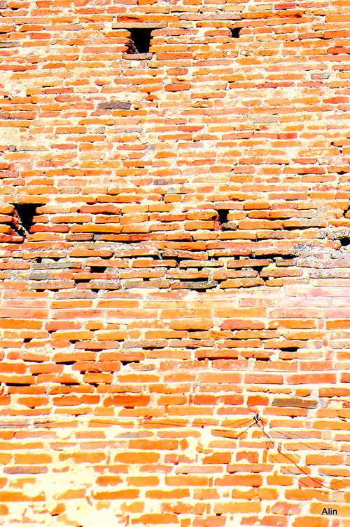 Encore un mur Toulousain !