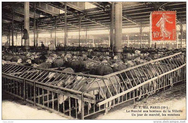 Les Abattoirs de la Villette