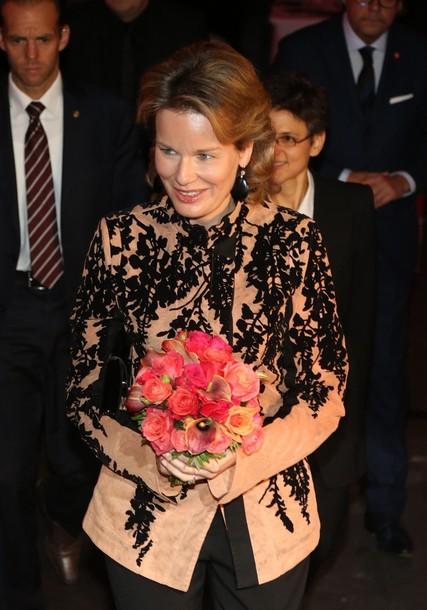 Mathilde et la mode
