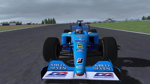 Mild Seven Benetton