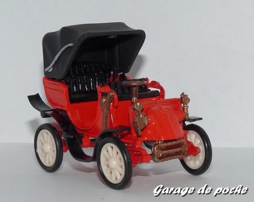 Gobron brillie 1899 RAMI JMK