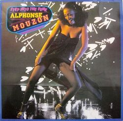 Alphonse Mouzon - Step Into The Funk - Complete LP