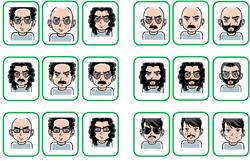 portrait, jeu, description, Gs, cp, ce1, cycle2, langage, dixmois