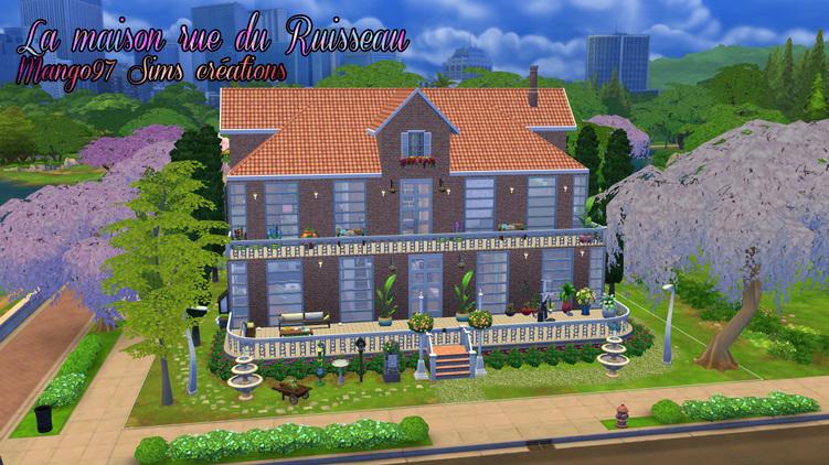 Maison rue du Ruisseau