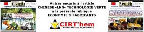 CHINESE -LNG-: technologie verte.