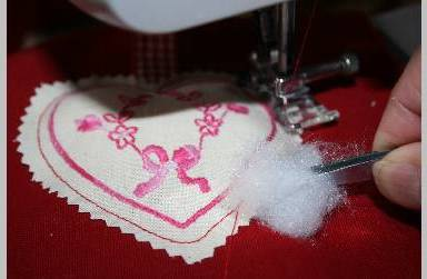 broderie traditionnelle