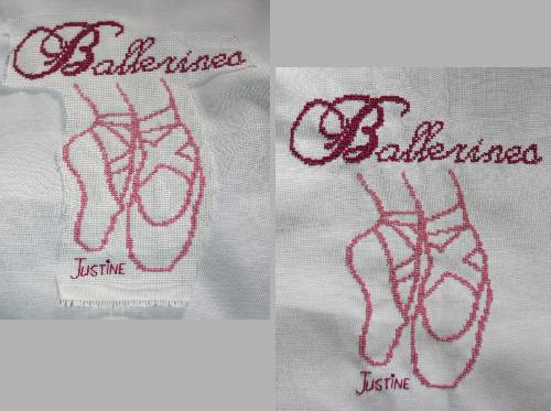sac ballerines