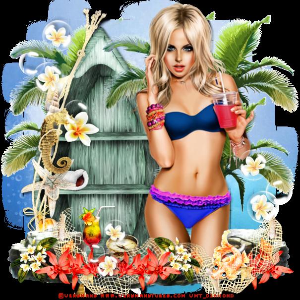 """Creation modèle tag """"Caroline"""" chez Sweet Temptations"""