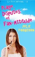 Chronique Le trio infernal tome 1 à 3 de Julie Forgeron