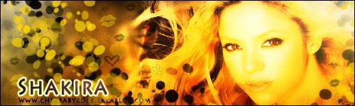 signature Shakira