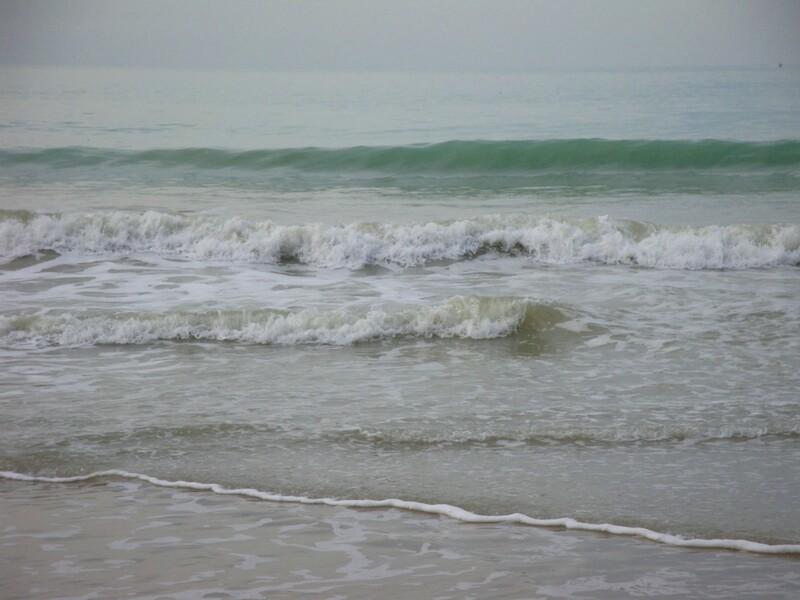 Toutes les mers...