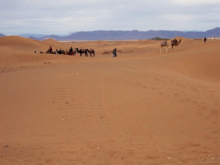 Une échappée au Maroc..
