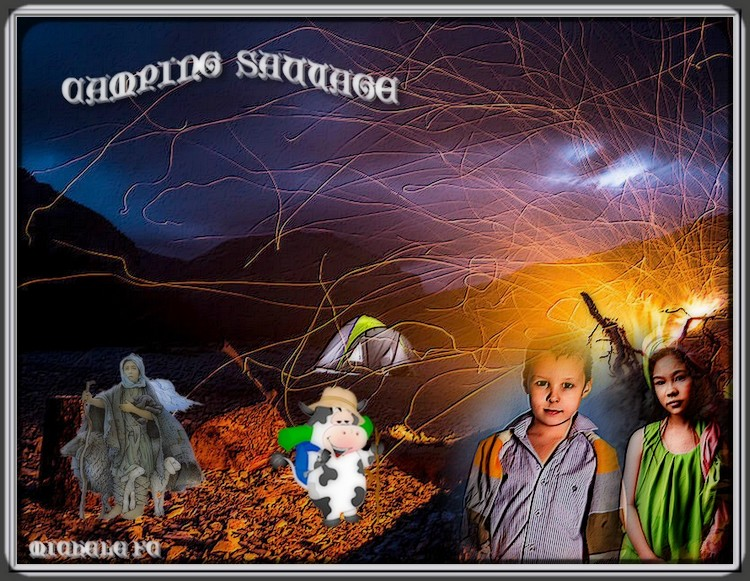 A les Vacances chez Babouchka
