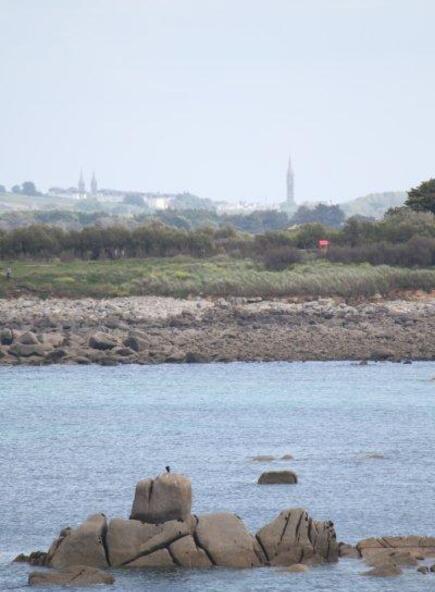 Plage de Kervaliou à Port Neuf 041