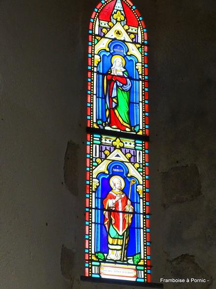 Chapelle de Fréligné - Touvois - 44