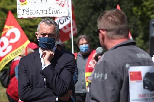 Grève à la Fonderie de Bretagne : malgré des milliards d'euros d'aides publiques, Renault roule ses salariés-par Guy Pichard (bastamag-7/04/21)