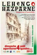 Lehengo Hazparne hasparren #paysbasque