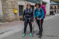 8e jour de marche : Villafranca del Bierzo - Ambasmestas - 15 km - 3h30 de marche - 150m dénivelé positif