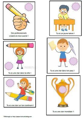 Comment motiver les enfants qui apprennent à écrire ?