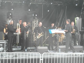 Big band à Chateauroux (suite)