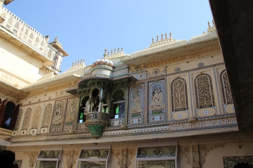 Udaipur : le City Palace (suite)